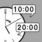 【リリース】声で時間通知 バージョン1.1.3